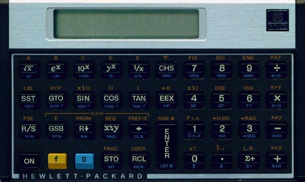 Survey Programs For Hp Calculators